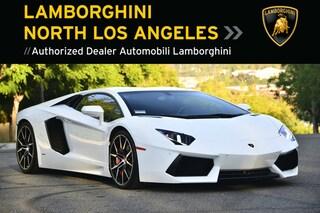 Used 2015 Lamborghini Aventador near Los Angeles, CA