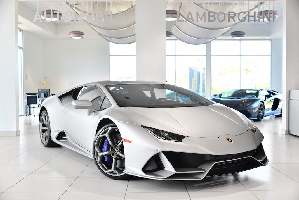 New 2020 Lamborghini Huracan Evo For Sale Calabasas Ca Vin Zhwuf4zf7lla12724