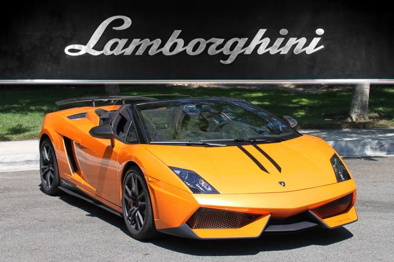 Used 2012 Lamborghini Gallardo Lp570 4 Performante For Sale At