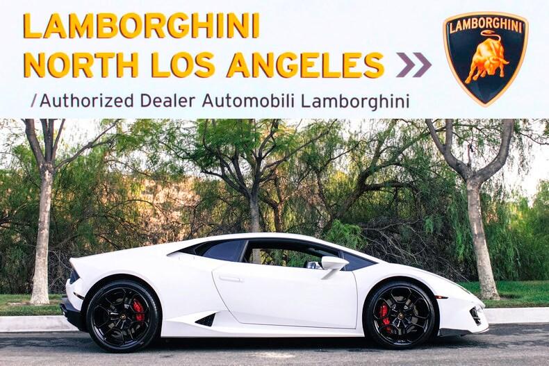 Used 2017 Lamborghini Huracan LP 580-2 For Sale at ...