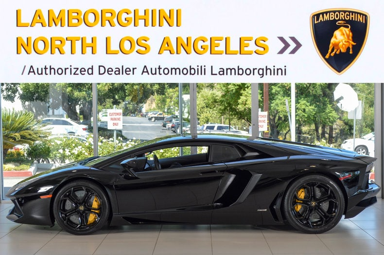High Quality ... Used 2012 Lamborghini Aventador Coupe Near Los Angeles, CA ...