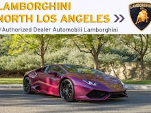 2016 Lamborghini Huracan LP 610-4 Coupe