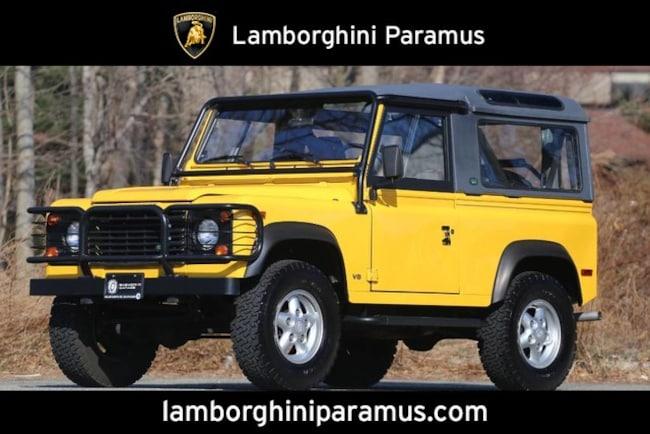 Used 1995 Land Rover Defender 90 For Sale At Lamborghini Paramus