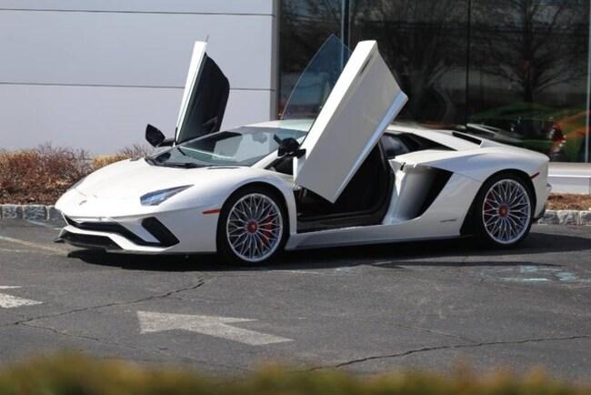 New 2018 Lamborghini Aventador S For Sale at Lamborghini Paramus | VIN:  ZHWUG4ZD1JLA06670