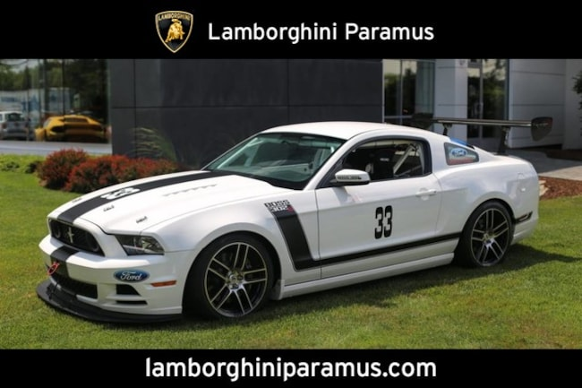 2013 Ford Mustang Boss 302 S Coupe