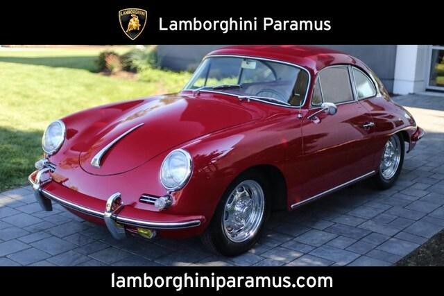 1960 Porsche 356 B Coupe Coupe