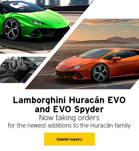Lamborghini Paramus | New & Used Luxury Car Dealer & Service