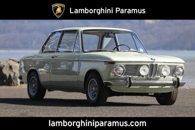 1968 BMW 1600 Coupe