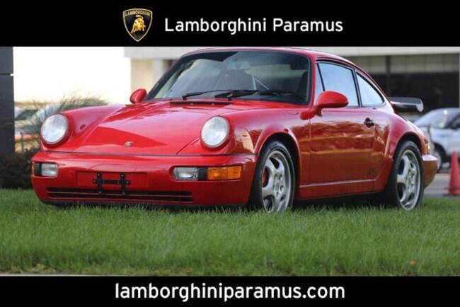 1993 Porsche 911 RS America Coupe