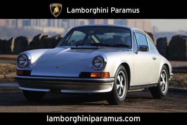 1973 Porsche 911S Coupe Coupe