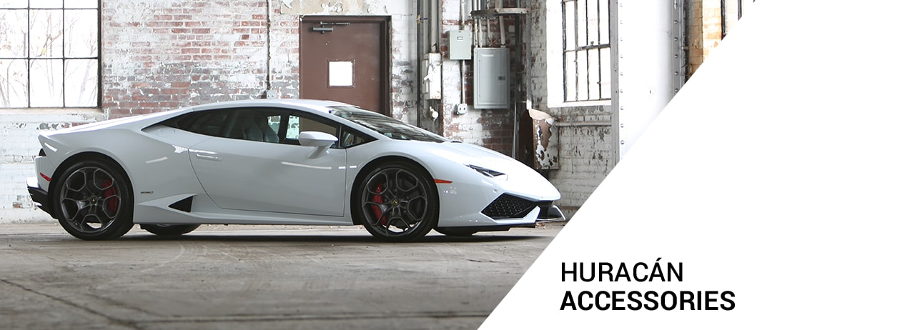 Huracan Accessories | Your NJ Lamborghini Dealer