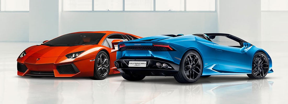 New 2017 Lamborghini Models For Sale
