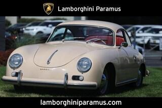 1956 Porsche 356 A Coupe Coupe
