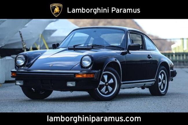 1976 Porsche 911 S Coupe Coupe