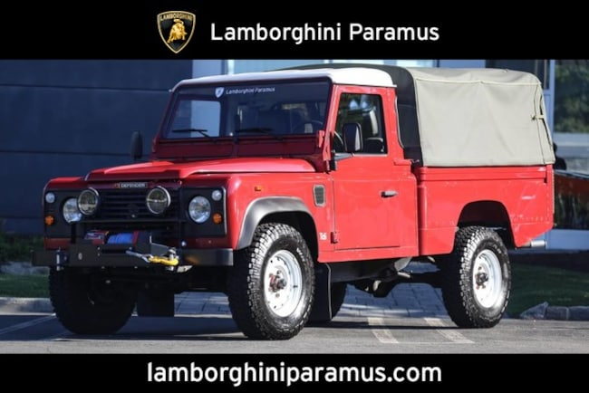 1991 Land Rover Defender 110 Pick Up Pickup Truck