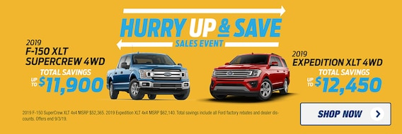 Welcome to Lamoureux Ford | Ford Dealer in East Brookfield, MA