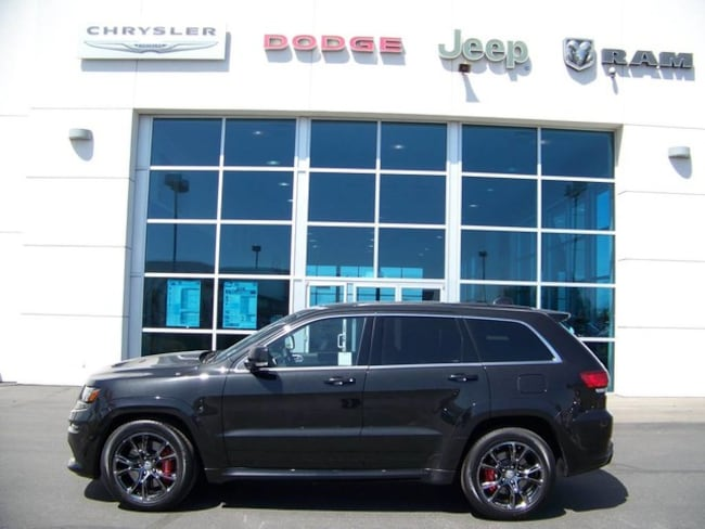 2014 Jeep Grand Cherokee SRT8 SUV