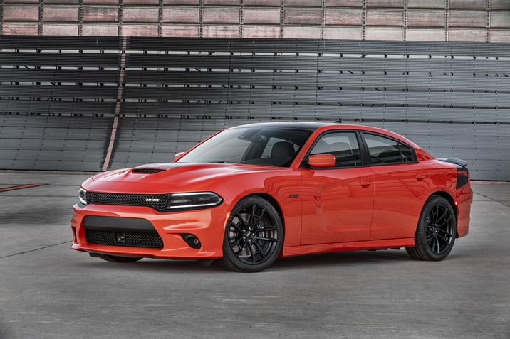 2017 Dodge Charger Daytona 392 Red Front Exterior