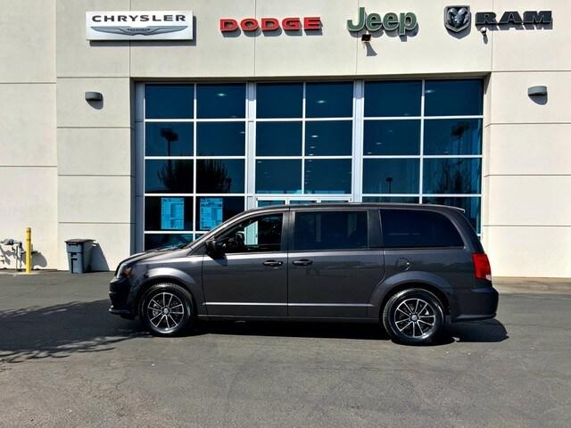 2018 Dodge Grand Caravan SE Plus Minivan/Van