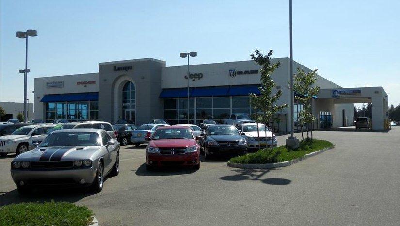 Lampe Chrysler Dodge Jeep Ram - Visalia, CA