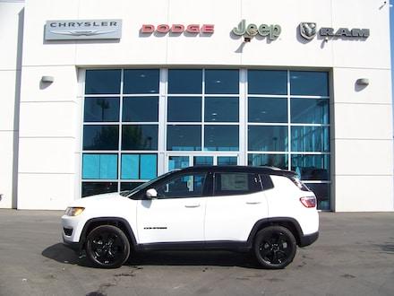 2021 Jeep Compass ALTITUDE FWD Sport Utility