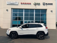 2017 Jeep Cherokee High Altitude Crossover