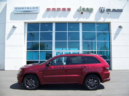 2020 Jeep Grand Cherokee LIMITED X 4X2 Sport Utility