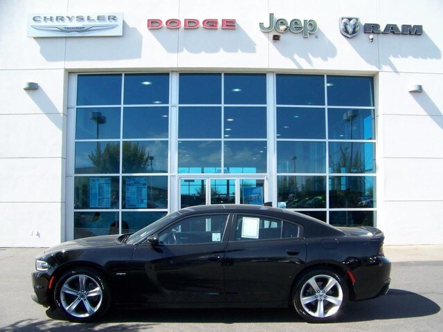 2017 Dodge Charger R/T Coupe