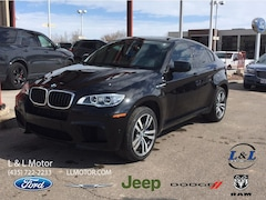 2014 BMW X6 M Sports Activity Coupe