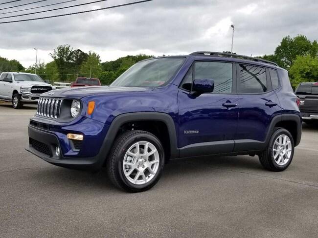 New 2019 Jeep Renegade LATITUDE 4X4 Sport Utility in Athens, TN