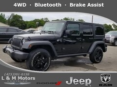 Used 2016 Jeep Wrangler JK Unlimited Sport 4X4 SUV 1C4BJWDG2GL121640 for Sale in Athens, TN