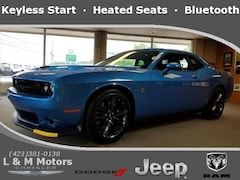 New 2019 Dodge Challenger R/T SCAT PACK Coupe KH618492 in Athens, TN