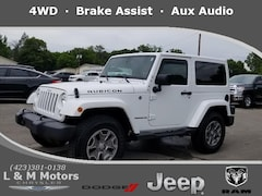 Used 2016 Jeep Wrangler JK Rubicon 4x4 SUV 1C4BJWCG2GL302805 for Sale in Athens, TN