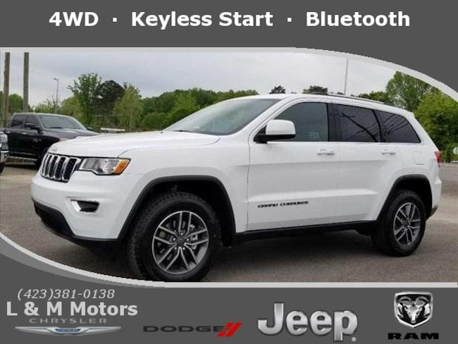 new 2019 jeep grand cherokee laredo e 4x4 sport utility in athens tn
