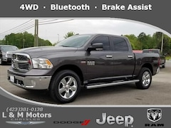 Used 2015 Ram 1500 SLT Truck Crew Cab 1C6RR7LT2FS510401 for Sale in Athens, TN