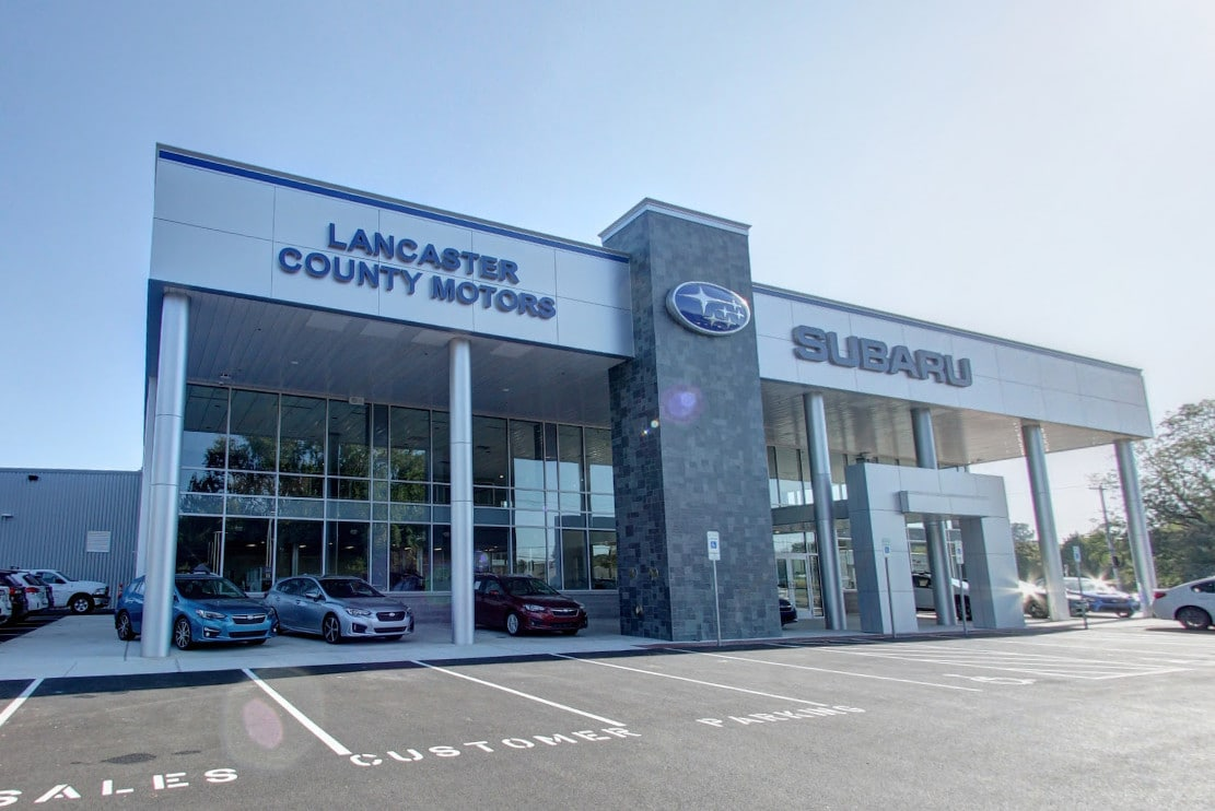 New 2018 2019 Used Subaru Dealership Lancaster County Motors