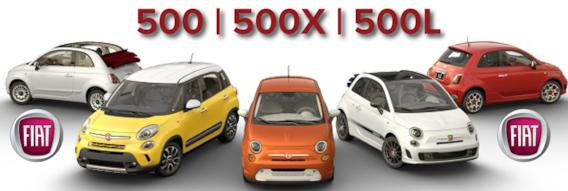 Fiat 500 500x 500l Lancaster Dodge Ram Fiat