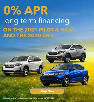 0% APR long term financing