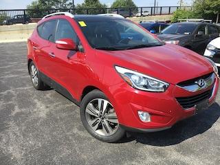 2014 Hyundai Tucson Limited w/PZEV SUV