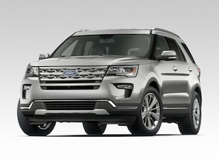 New 2018 Ford Explorer Platinum SUV for Sale in Knoxville, TN