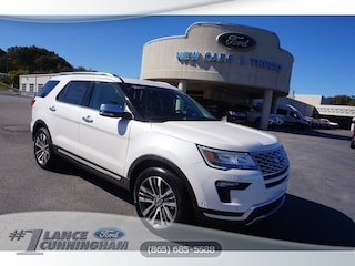 New 2019 Ford Explorer Platinum SUV for Sale in Knoxville, TN