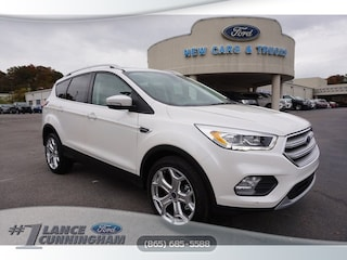 New 2019 Ford Escape Titanium SUV for Sale in Knoxville, TN