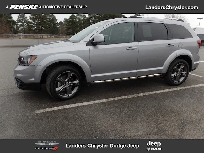 2016 Dodge Journey Crossroad SUV