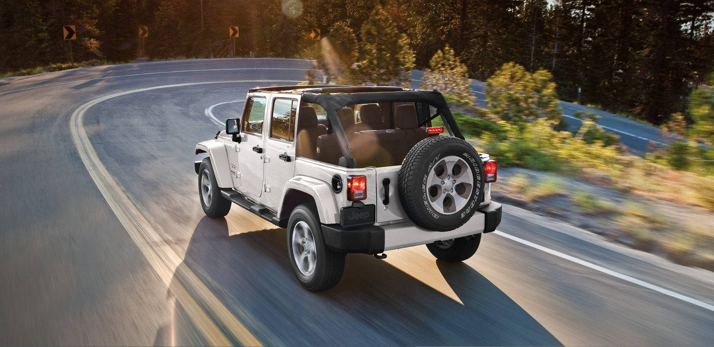 2017 Jeep Wrangler Unlimited Open Exterior