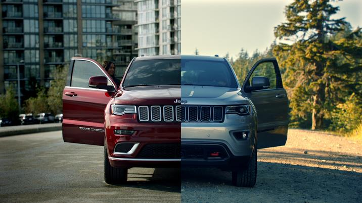 2017 Jeep Grand Cherokee Summit and Trailhawk Models