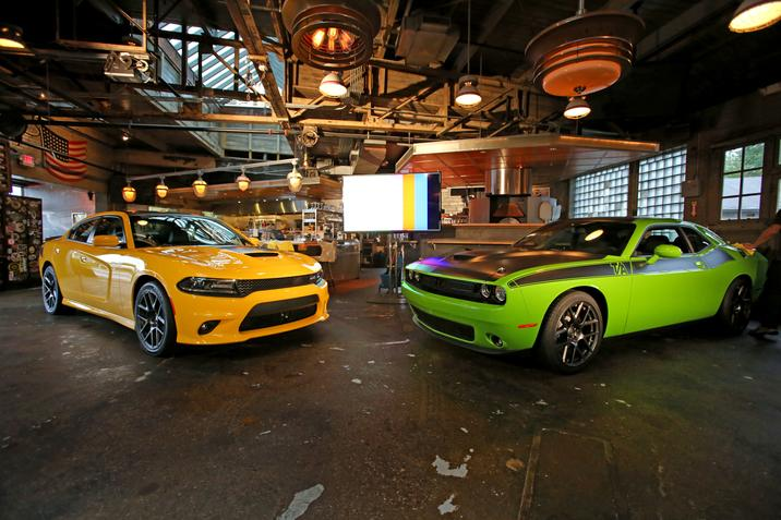 2017 Dodge Charger and Dodge Challenger Exterior