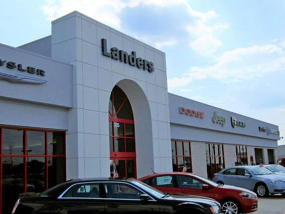 Landers Dodge Southaven >> About Landers Chrysler Dodge Jeep Ram Southaven Ms New And
