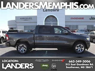 Commercial 2020 Ram 1500 BIG HORN CREW CAB 4X2 5'7 BOX Crew Cab for sale near Germantown, TN, near Southaven, MS
