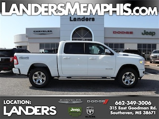 Commercial 2020 Ram 1500 BIG HORN CREW CAB 4X4 5'7 BOX Crew Cab for sale near Germantown, TN, near Southaven, MS