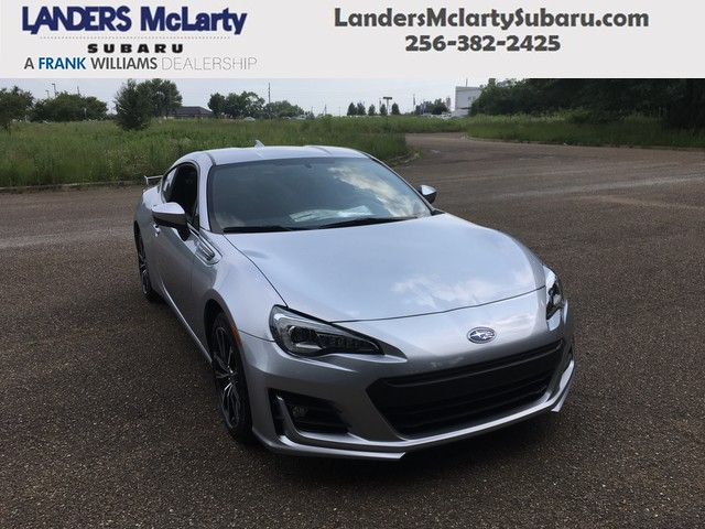 2018 Subaru BRZ Limited Coupe